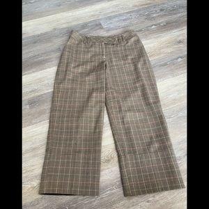 Anne Taylor Loft cropped /Capri pants